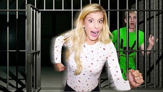 Escaping ABANDONED Prison in TOP SECRET Location with Stephen Sharer! (Hidden Mystery Box Found) thumbnail