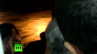 Захват сирийского самолета турецким спецназом (ВИДЕО)