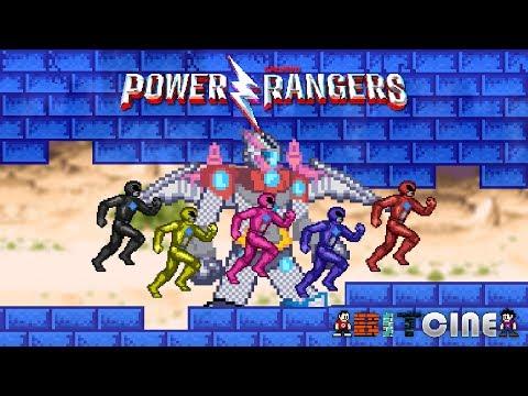 BitCine - Power Rangers
