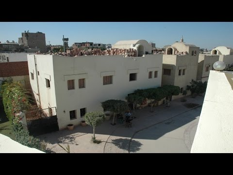 Darb 1718: A place of exchange for Egypt's artists