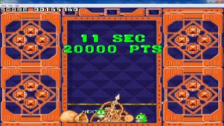 [OLD Game] TAITO 1994: Puzzle-Bobble Livelli N° 1-10