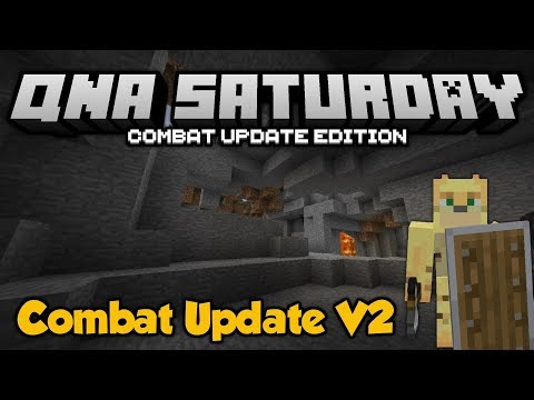 QnA Saturday But Every Question Is About Combat Update V2