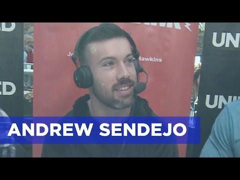Andrew Sendejo's Moana Karaoke