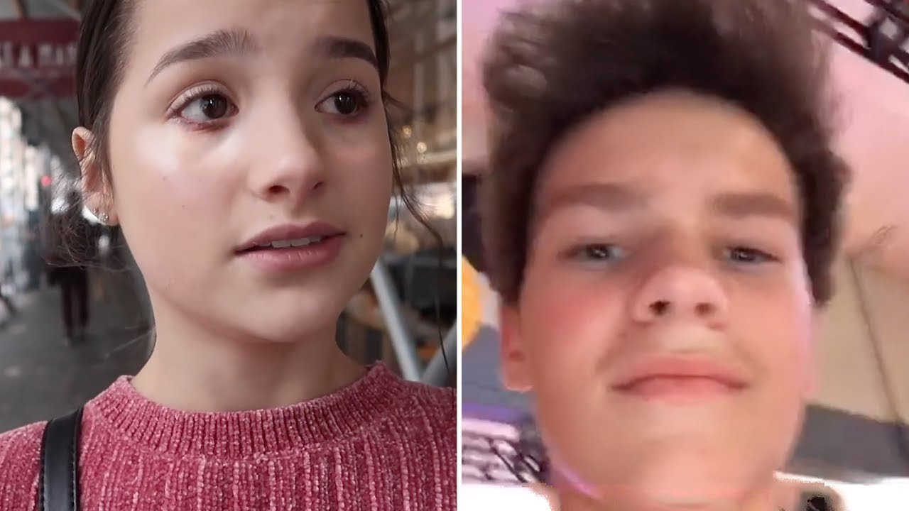 Annie Leblanc Goes To Prom Without Hayden Summerall Youtube