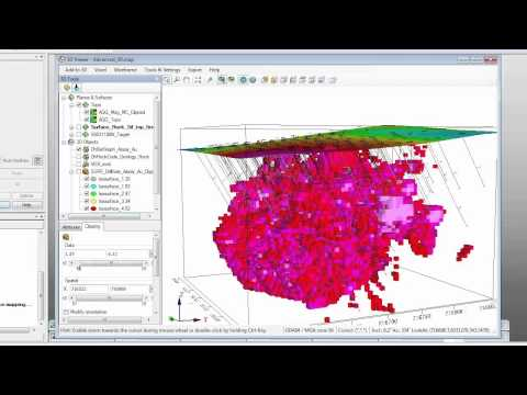 Drillhole Exploration Workflows Target and Target for ArcGIS (2014-08-27)