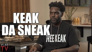 Keak Da Sneak on Growing Up in Crack Era in Oakland, Seeing Dead Bodies in Garbage Cans (Part 1)