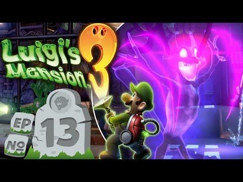 ¡el-gato-ultrapoderoso!- -parte-#13- -luigi's-mansion-3