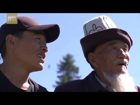Nomadic Kazakh lifestyle faces transformation