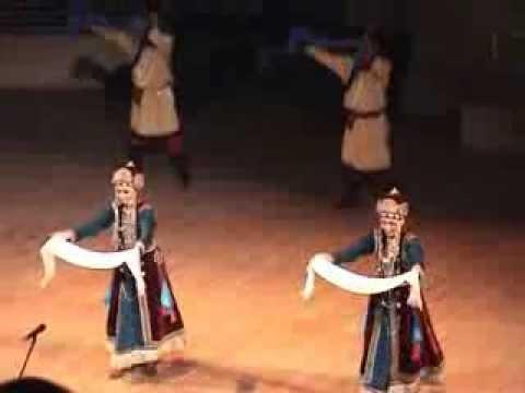 2009 Московский Сагаалган Бурятия Ансамбль Байкал Baikal ensemble