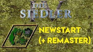 Siedler IV Missionsguide - NewStart (+ Remaster!)