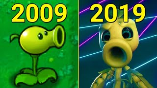 One of Andrew Luiz's most viewed videos: Evolution of Plants Vs. Zombies Games 2009-2019