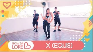 X (EQUIS) - Nicky Jam x J. Balvin - Lore Improta | Coreografia