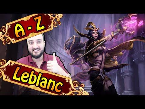 A-Z LEBLANC MITTE, schwer zu spielen mit Play-Potenzial | League of Legends thumbnail