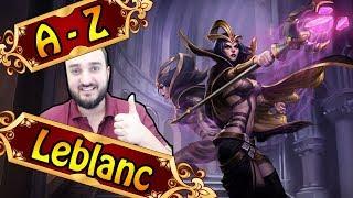 A-Z LEBLANC MITTE, schwer zu spielen mit Play-Potenzial   League of Legends