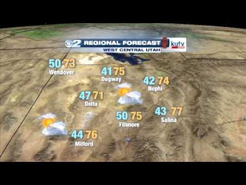 KUTV Utah weather forecast