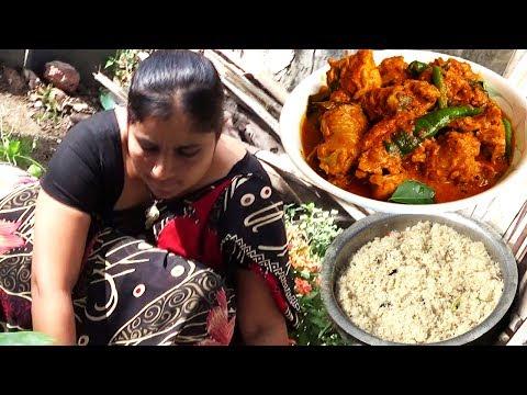 Village Foods - Amazing Chicken Biryani | South Indian Cooking Hyderabadi Chicken Biryani Recipe