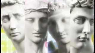 キミを異次元の世界へ道連れにするから――石膏だけど」 世界初の石膏像ア...