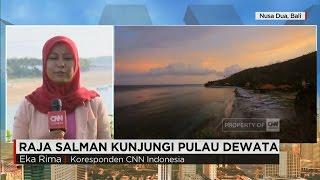 Agenda Raja Salman Hari Ketiga di  'Pulau Dewata' Bali