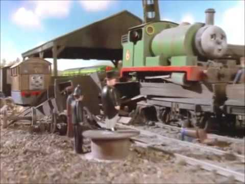 Thomas and Friends. Percy's Predicament.