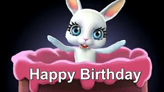 Happy Birthday to You Geburtstag Bunny