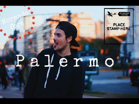 MORANDO FORA // Conhecendo Palermo Soho - Buenos Aires