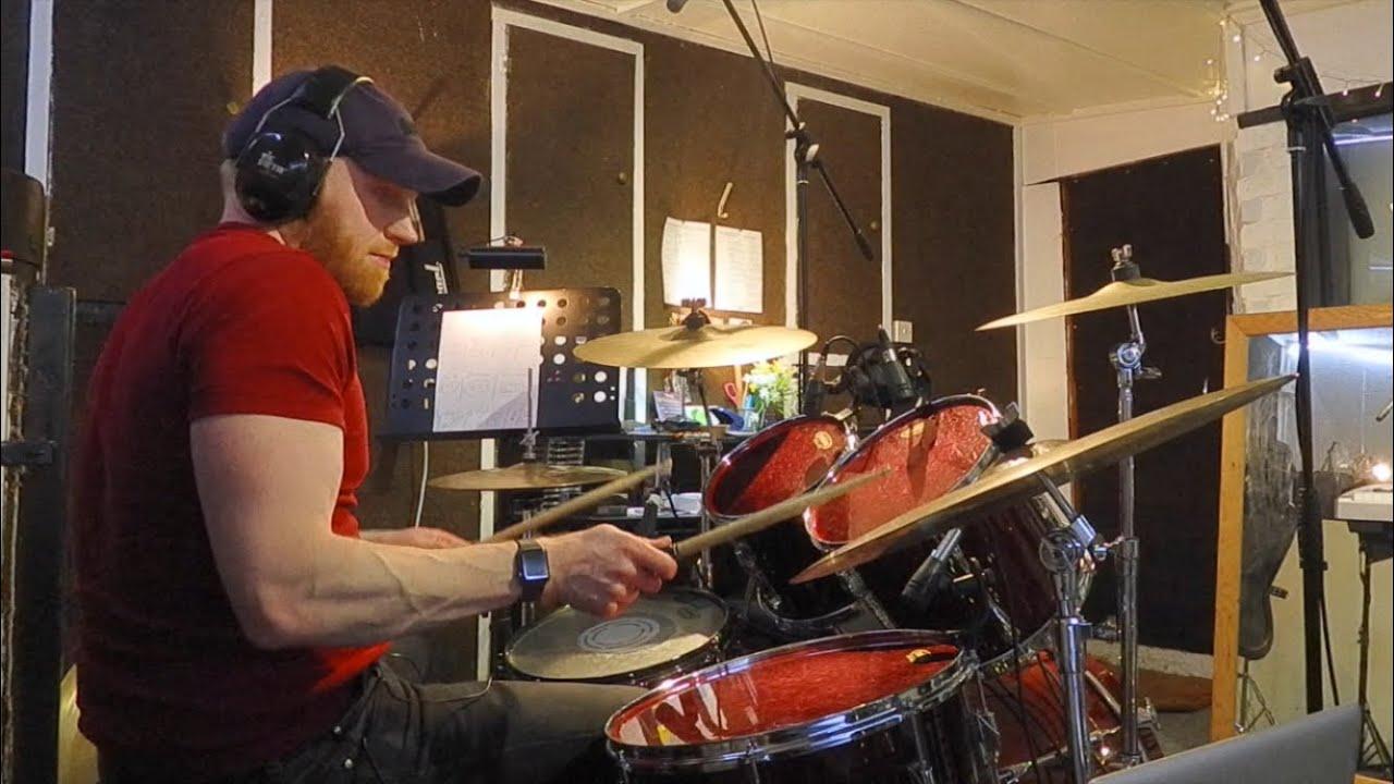 Giant - Calvin Harris and Rag 'n' Bone Man - Drum Cover image