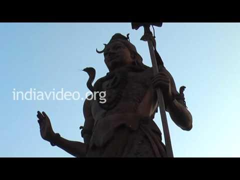 Statue of Lord Shiva in Haridwar