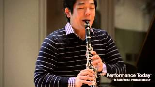 Sang Yoon Kim on Performance Today - Astor Piazzolla