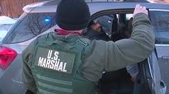 U.S. Marshals Work To Capture Violent Fugitives Before Super Bowl