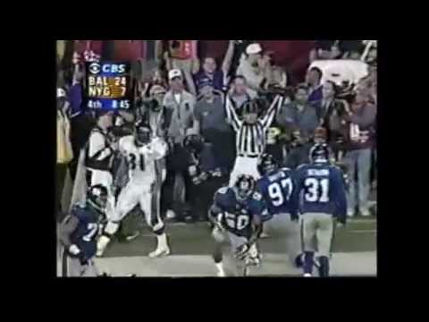 Baltimore Classics: The Ravens Put Away Super Bowl XXXV