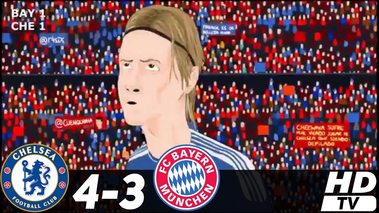 Трансляция футбола челси бавария