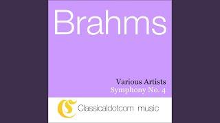 Symphony No. 4 in E minor, Op. 98 - Allegro energico e passionato - Più allegro