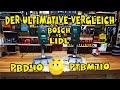 Bosch PBD 40 vs. PARKSIDE® PTBM710A1 - Der ultimative Vergleich der Tischbohrmaschinen im Duell