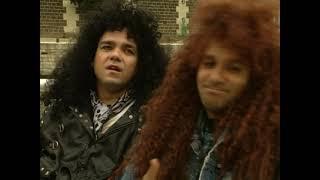 Les Inconnus - Chanson hard rock (poésie)