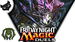 friday night magic duels   mind grasp   delirium discard deck