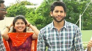 Sai Pallavi and Naga Chaitanya New Movie Opening Video | Sekhar Kammula | Manastars