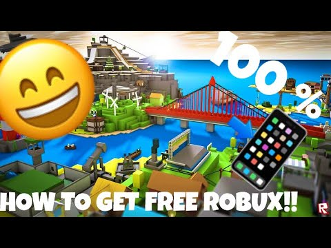 How To Get Free Robux On Roblox Ipad Still Working 2019 No