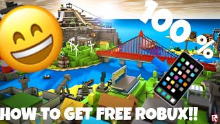 How to get free Robux on Roblox IPAD!!! - [Still WORKING 2019] [No Website] [No Jailbreak] [IOS 12]
