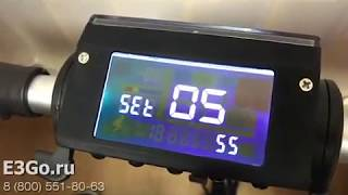 Налаштування електросамоката Kugoo S3