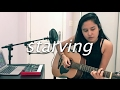starving by hailee steinfeld & grey feat zedd | cover video & mp3