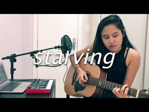 starving by hailee steinfeld & grey feat zedd | cover