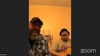 BSCP Virtual Jam   Nate Myers and Pete Netznik   5 6 2021