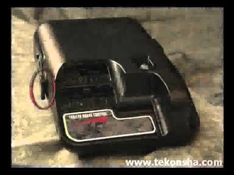 Tekonsha AccuTrac 80510 Electronic Brake Controller YouTube