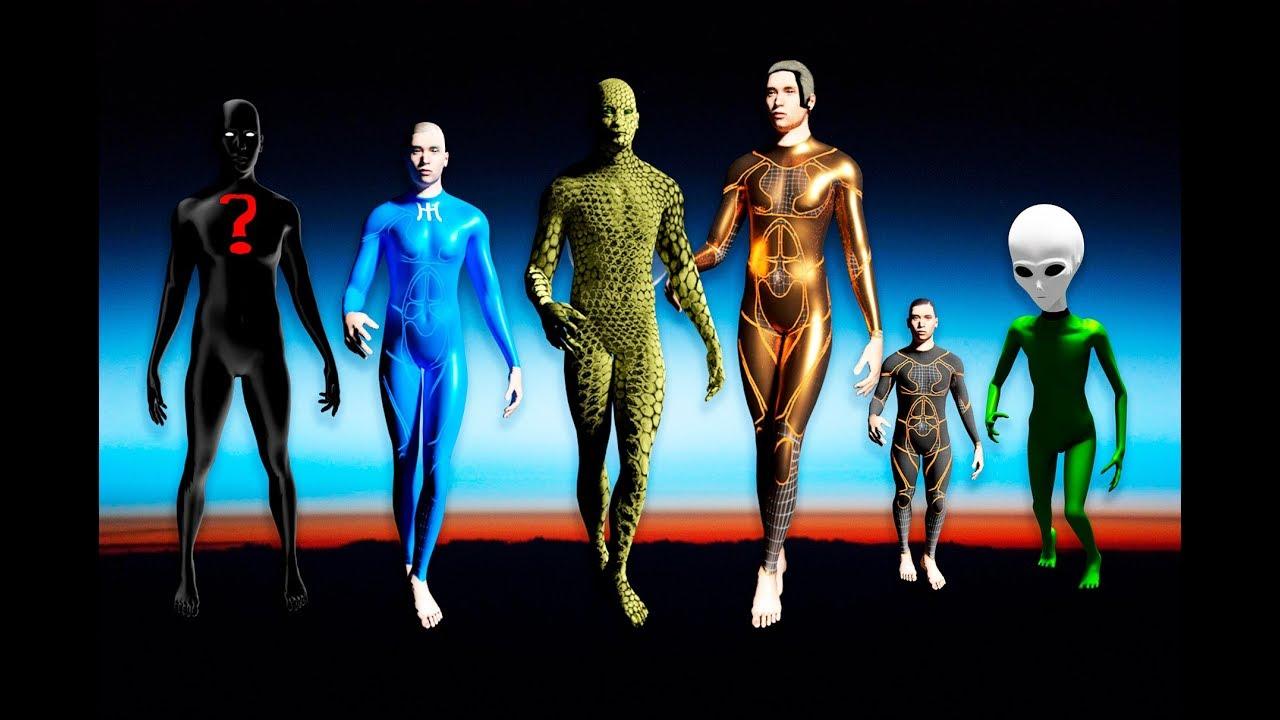 Resultado de imagen de Otras razas fuera de la Tierra