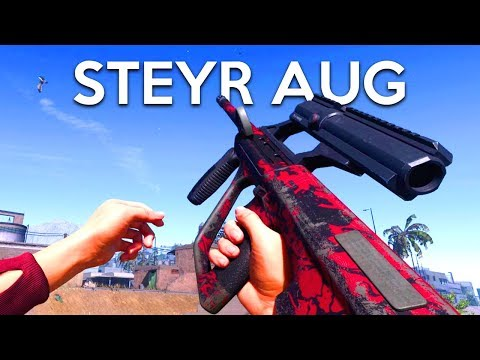 I Can't Stop Using This Steyr AUG Class - Modern Warfare