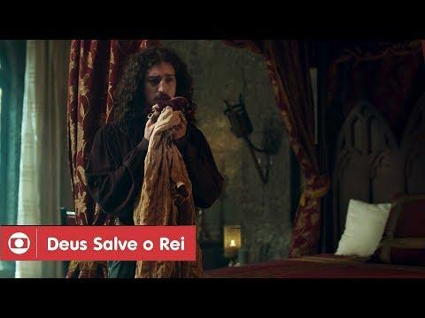 Deus Salve O Rei: capítulo 41 da novela, sábado, 24 de fevereiro, na Globo