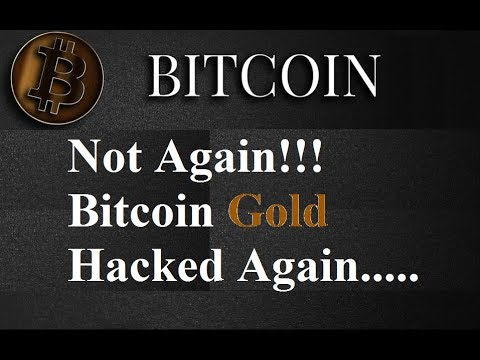 Bitcoin Gold Wallet Installer File Hacked Breached Again...