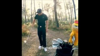 Golf Trickshotter of the Year! II Golf Gods