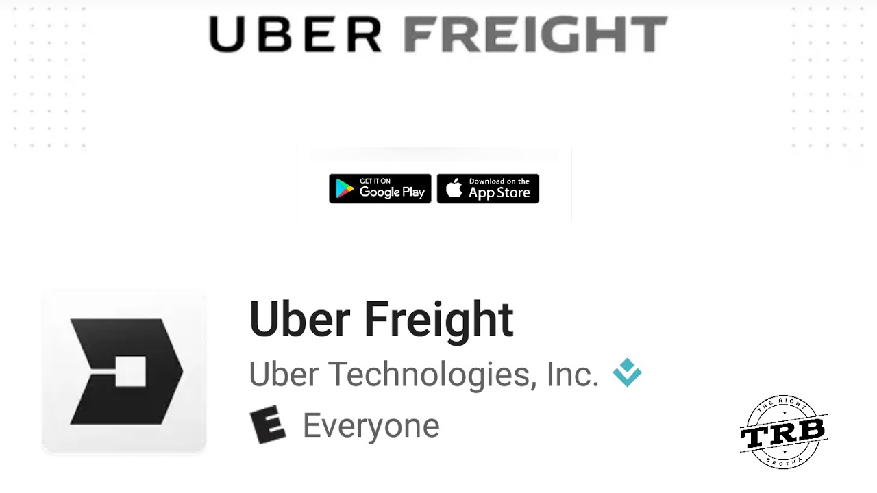 Uber Freight is here! - YouTube