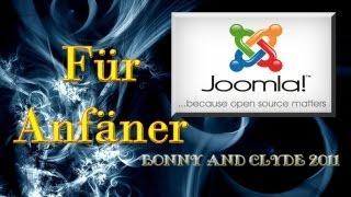 Joomla 3 für Anfänger #6 - JCK Editor und JCE Editor installieren und Videos in Beiträge einbinden